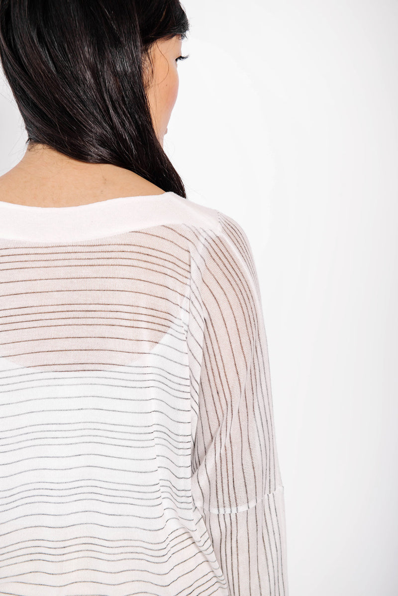 james sweater | stripe