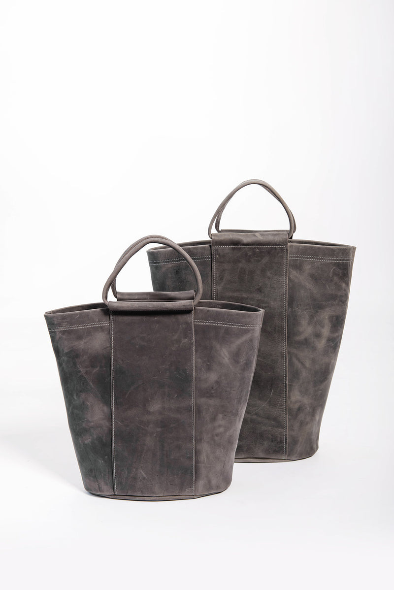 james grande panel bucket | grey