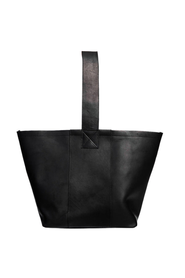 james grande market tote | black