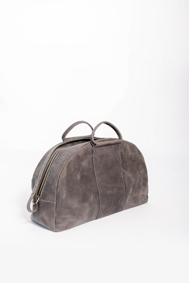panel weekender | grey