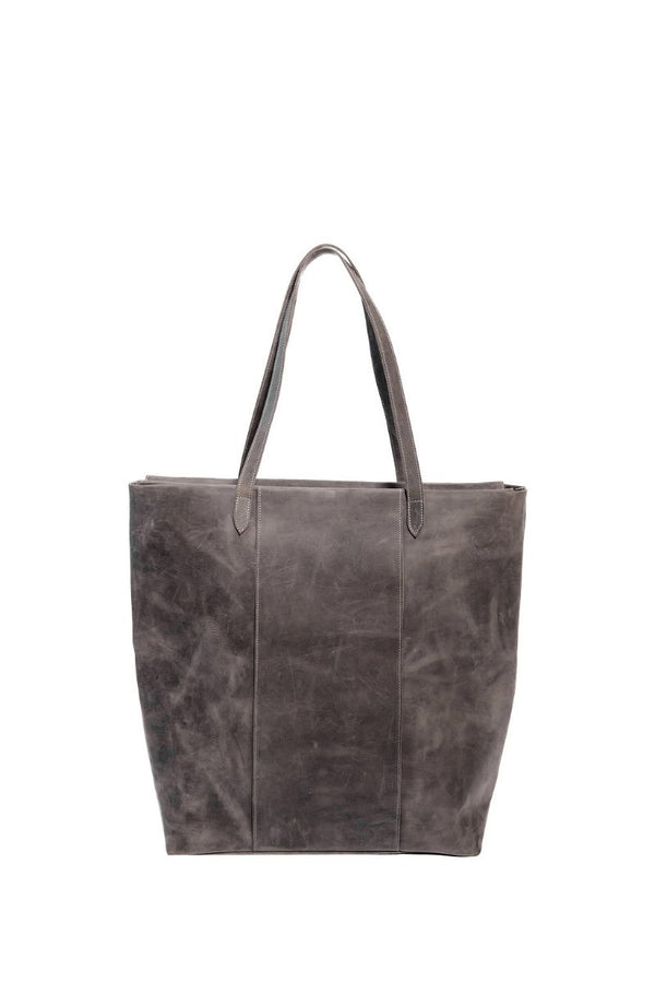 petite work bag | grey