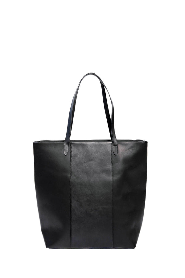 james grande work bag | black