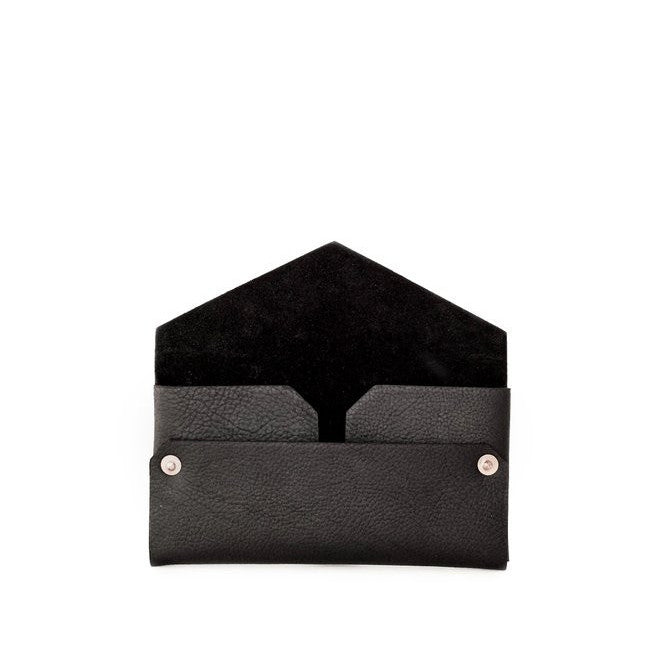 grande envelope wallet | black