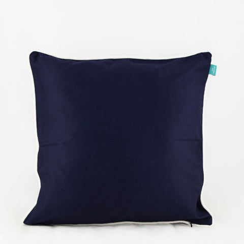 Kolam Constellation - Large Cushion Cover