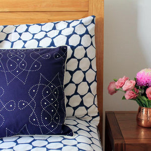 Kolam Constellation - Cushion Cover
