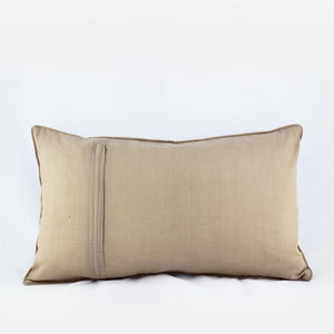 Hans Ivory - Long Cushion Cover