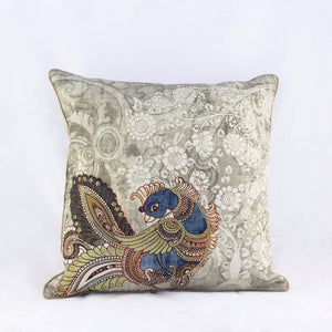 Mayur - Ivory Cushion Cover