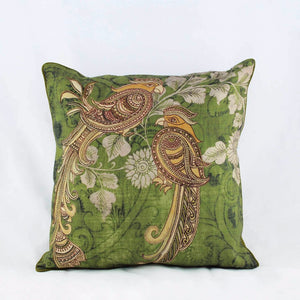 Tota - Olive Cushion Cover