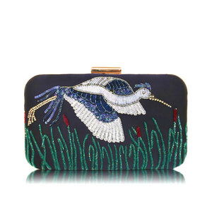 Night Flight - Clutch Bag