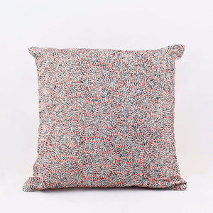 Taare black - Sujani Cushion cover