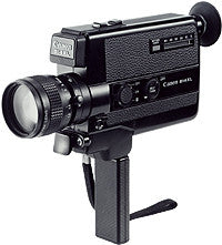 CANON 514XL SUPER 8 CAMERA