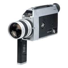 Super 8 Camera Rental: Pro814