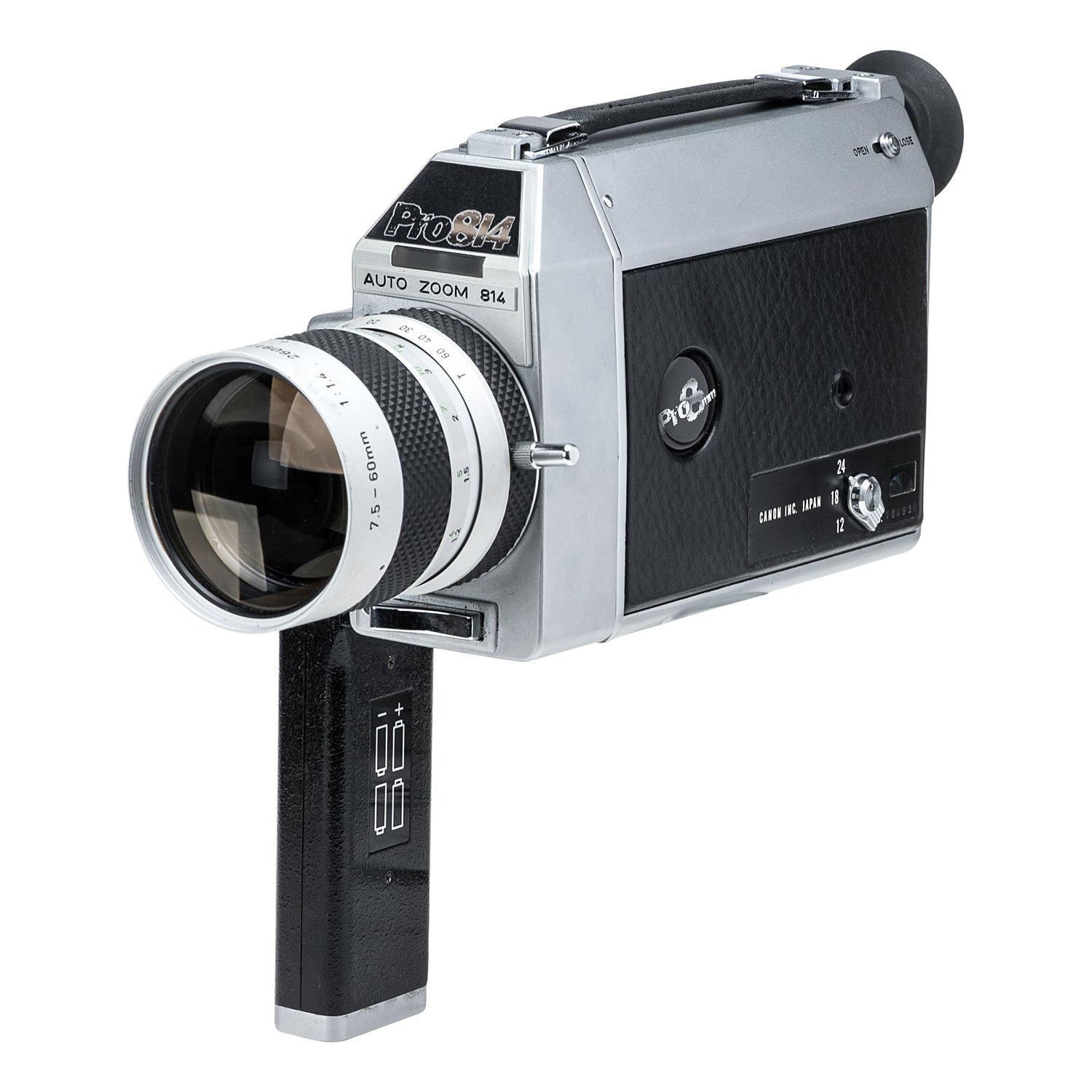 Pro814 super 8 camera pro8mm for Camera email
