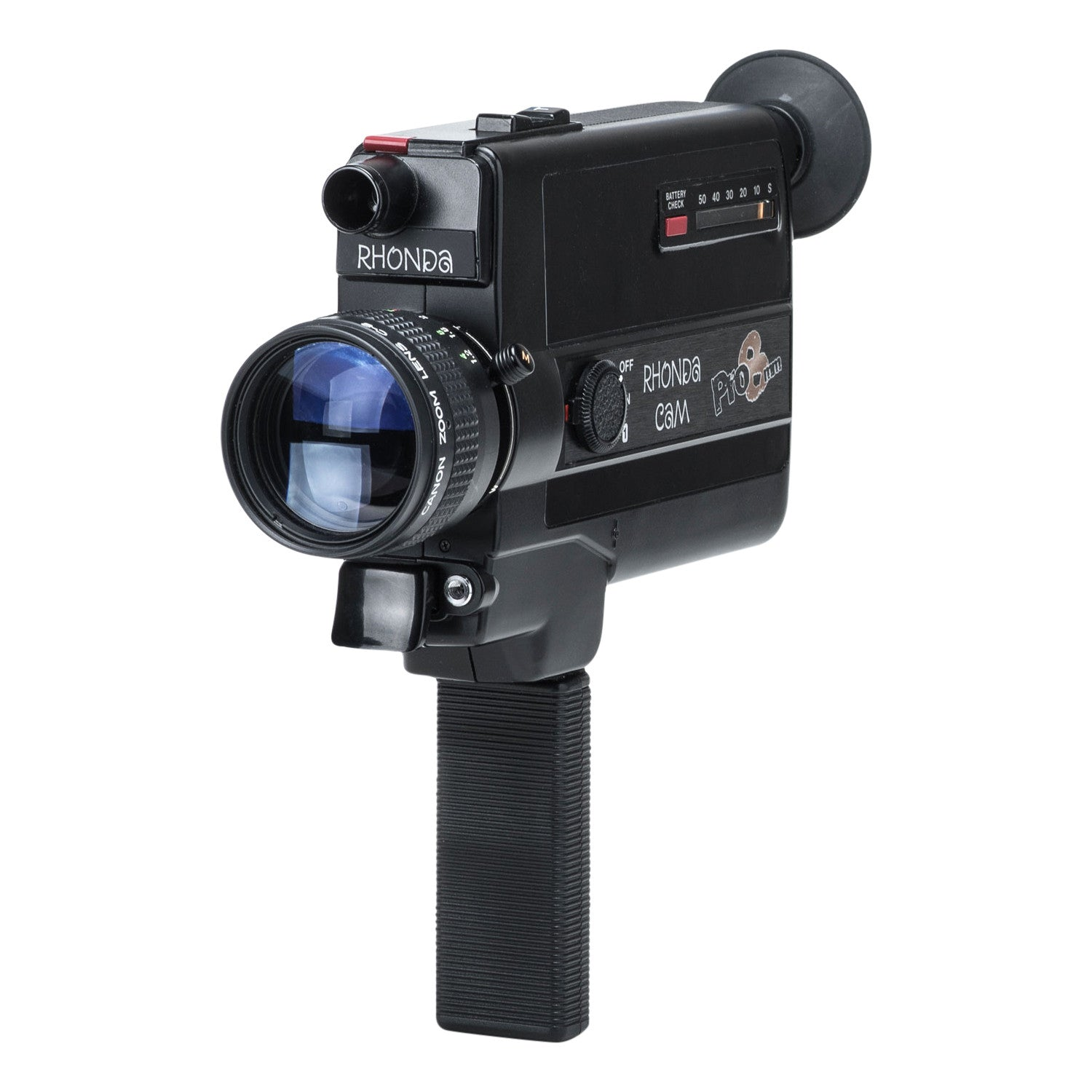 Rhonda CAM Super 8 Camera