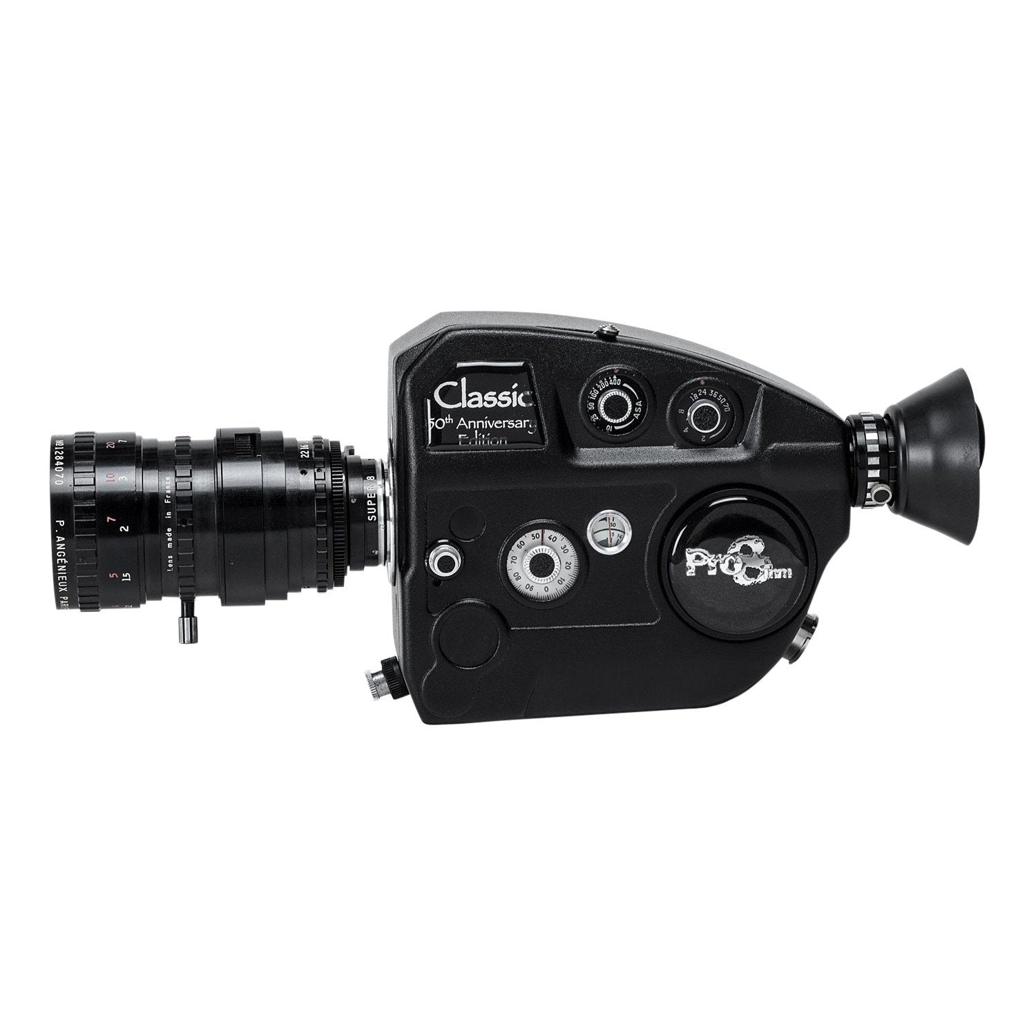 Super 8 Camera Rental: Classic Pro with Max 8 and Crystal Sync