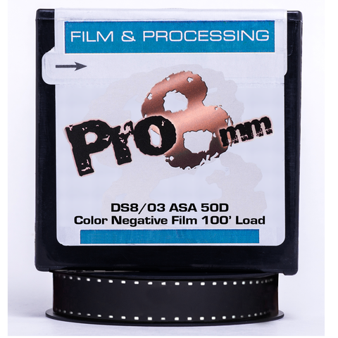 DS8-50D Double Super 8 Package