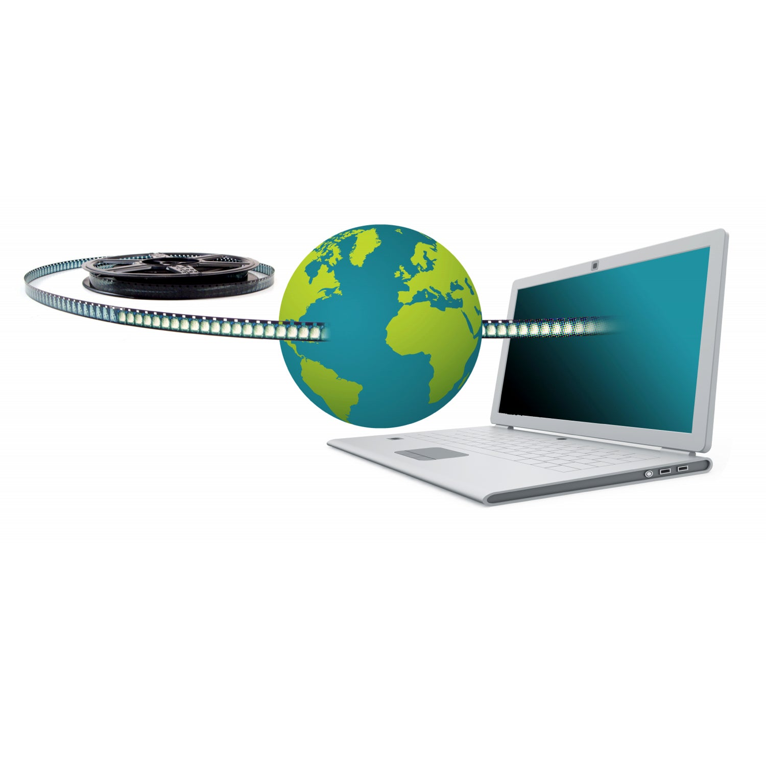 Global Access Internet File Delivery