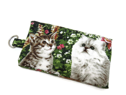 Cell Phone Pouch, Padded Smartphone Sleeve, Cat Print Cell Phone Cover, Option 2 Must Have Been The Cat