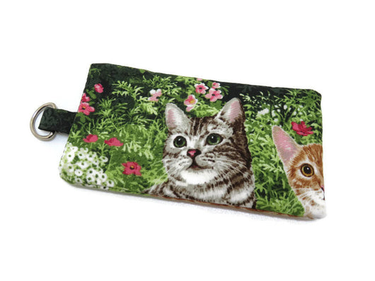 Cell Phone Case, Padded Smartphone Sleeve, Cat Print Cell Phone Cover, Option 1 Must Have Been The Cat