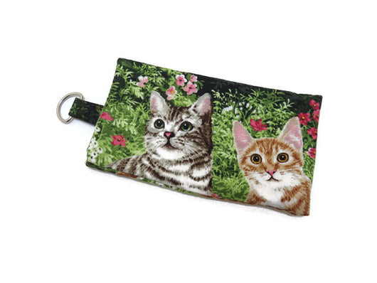 Cat Print Cell Phone Cover, Cell Phone Bag, Padded Smartphone Sleeve, Option 4 Must Have Been The Cat