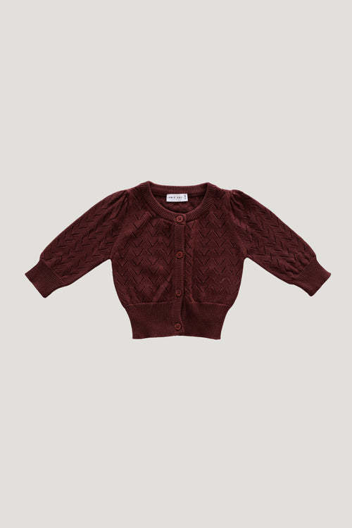 Ellie Cardigan | Clay