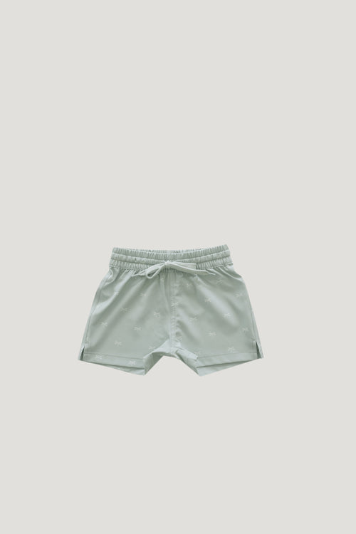 Dragonfly Swim Trunk | Dark Remi