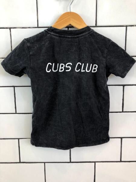 Cubs Club Tee | Black