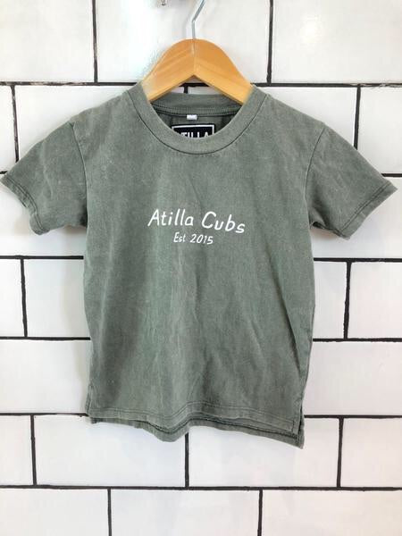 Cubs Club Tee | Olive