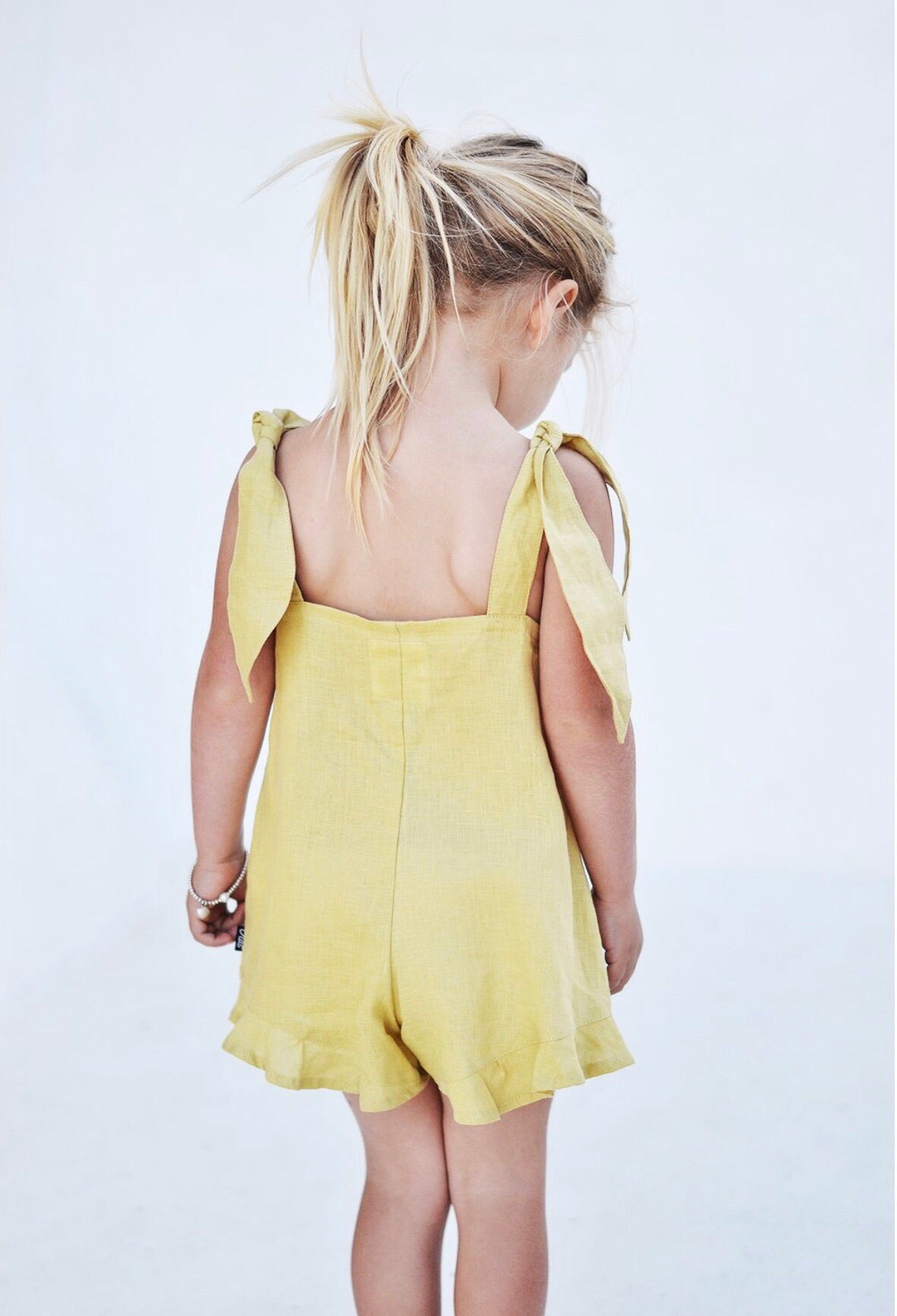 Sunflower Playsuit
