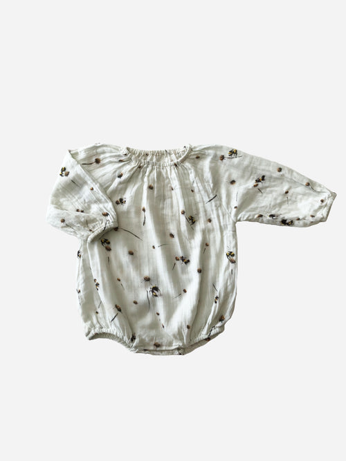 Dawn Playsuit | Sage Daisy | By Brigitte May