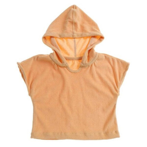 Terry Hooded Shirt | Sunshine
