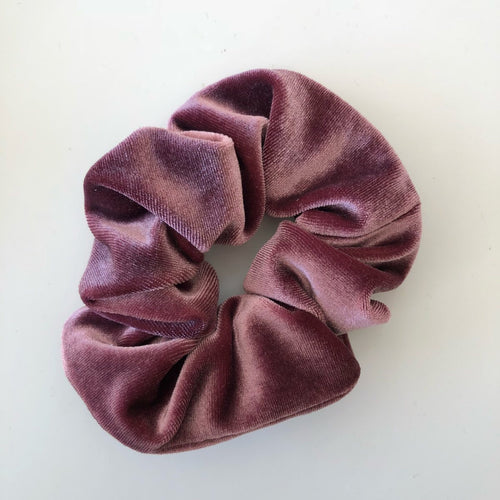 Scrunchie | Mulberry Velvet