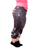 3/4 tights | Sportswear | Curvy Chic Sports