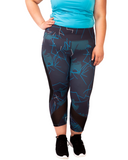 3/4 tights | Plus Size Sportswear | Curvy Chic Sports