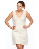 Organic Cotton Slip or Nightie | Plus Size Underwear