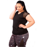 3/4 tights | Plus Sportswear | Curvy Chic Sports