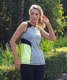 Tempo Tank | Plus Size Gym, Sports, Running Wear