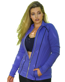 Winter Jacket | Lowanna | Sleek Stylish Plus Size