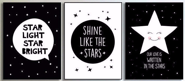 Minimalist Star Quotes