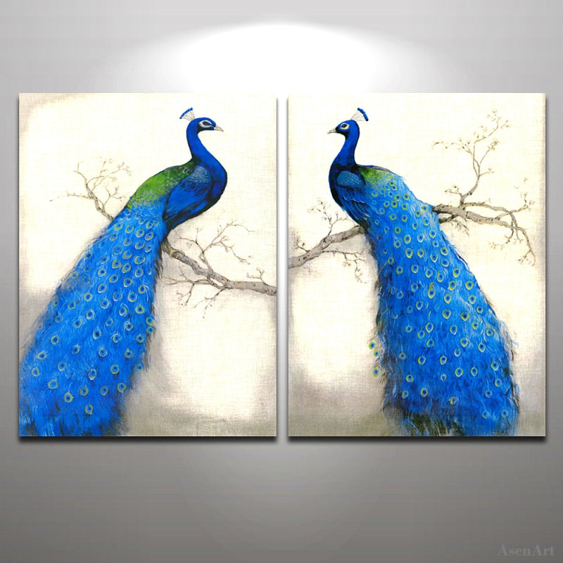 Double Peacock