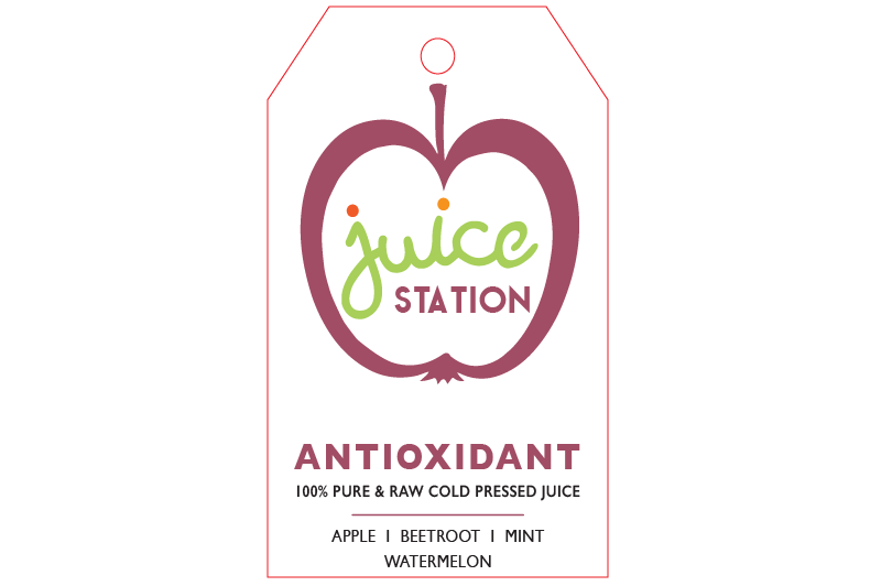 Antioxidant - Juice Station