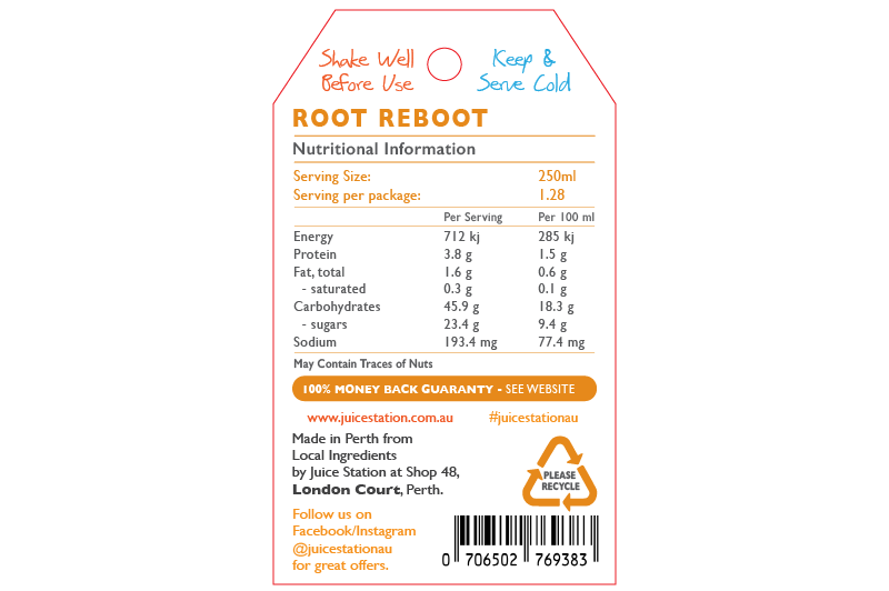 Root Reboot (Cleanse Only)