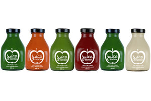Raw Juice Cleanse Package - Intermediate