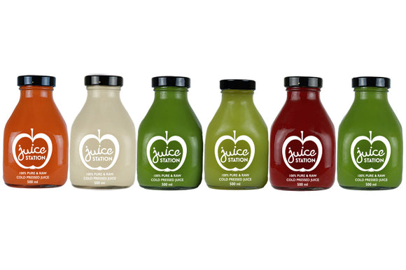 Raw Juice Cleanse for Beginners in Perth CBD