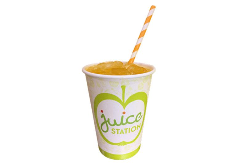 Fresh Cold Pressed Juice - Made To Order at Juice Station in London Court