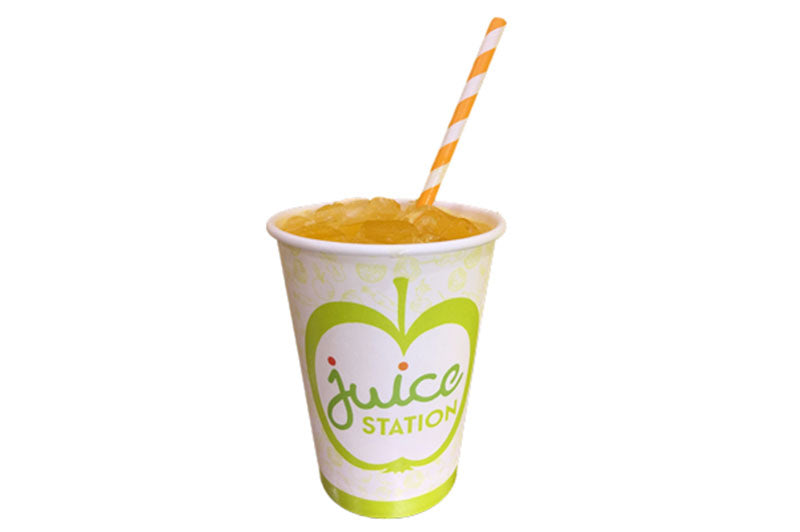 Orange Juice in Perth CBD - Juice Station