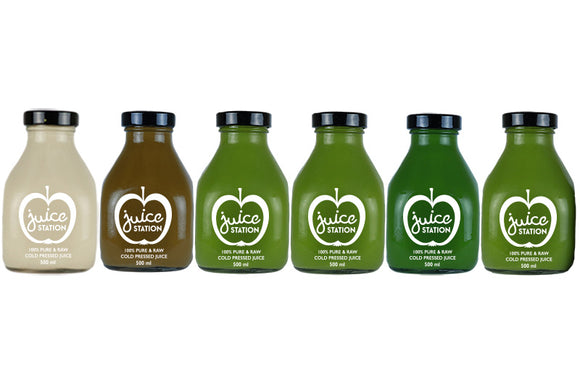 Raw Juice Cleanse - Advanced