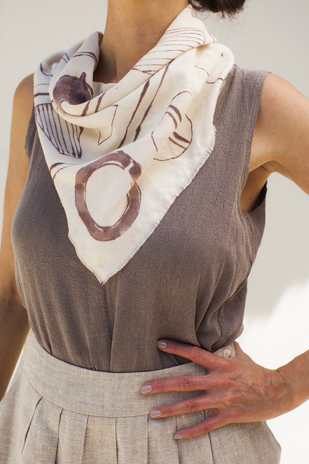Eri Silk: Layered