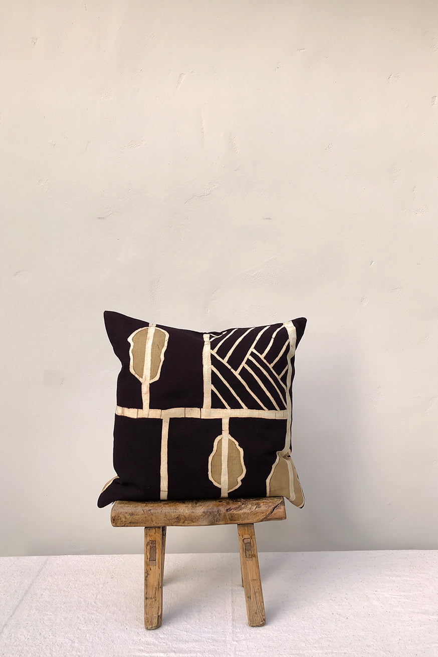 Batik Eternal Pillow (Medium)