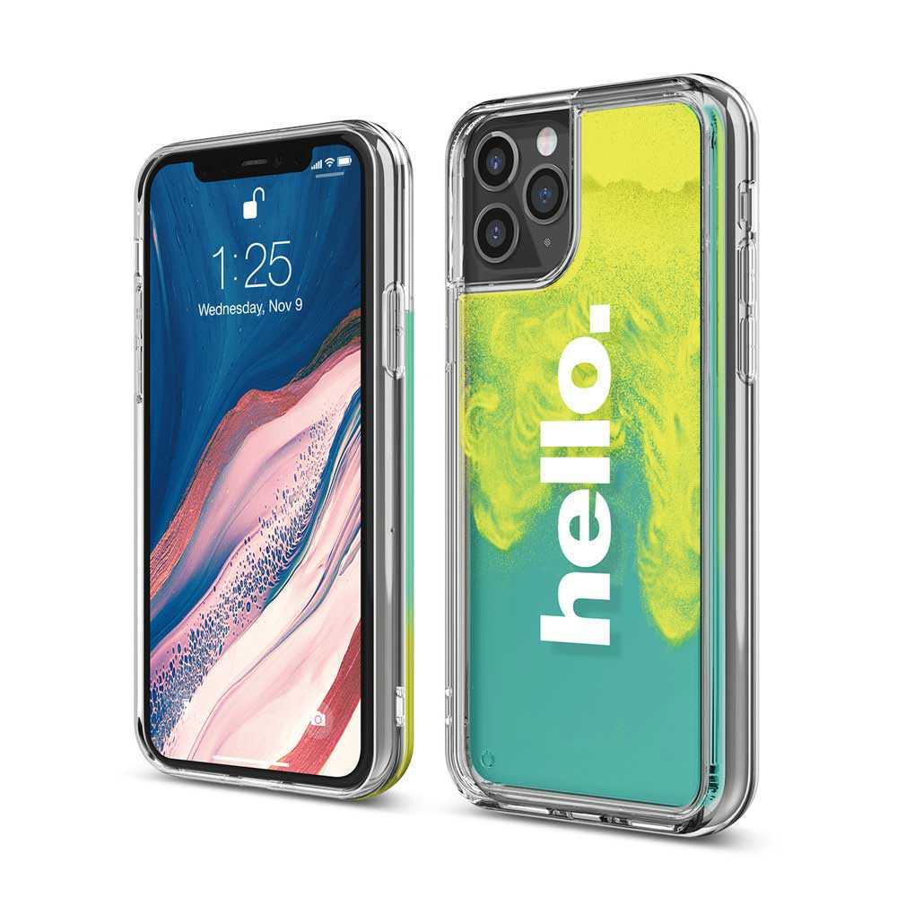 Elago Sand Case for iPhone ( 2019 ) - Hello